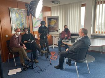 Interview mit Professor Dr. Hollmann