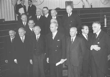 Erstes Kabinett Adenauer September 1949