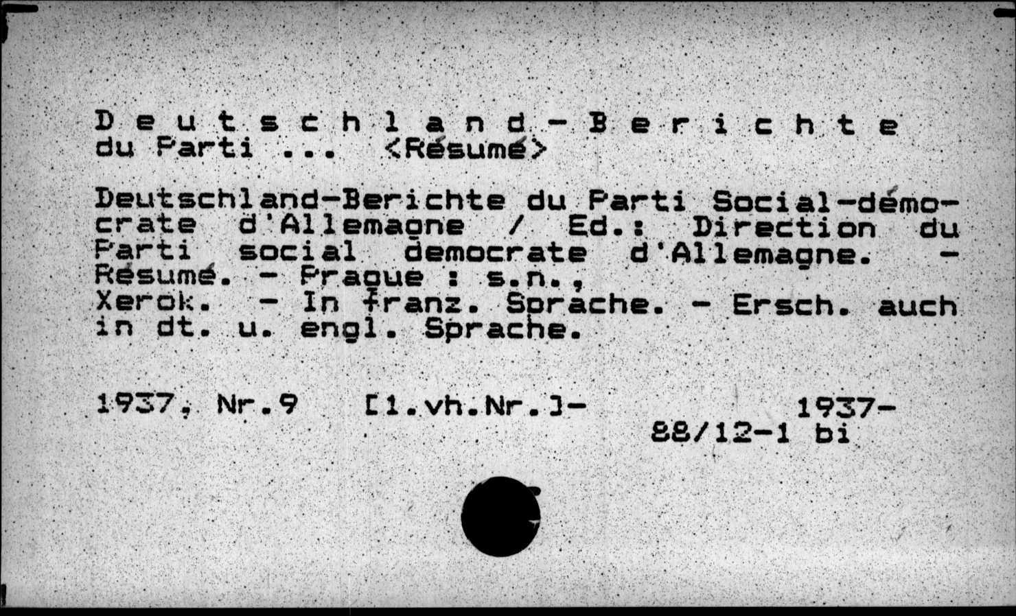 Index Of Digitalisatekatalogdeutschland